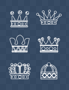 Crown Cartoon Icon Png Images With Transparent Background Free Download On Lovepik Com Find & download free graphic resources for crown. lovepik