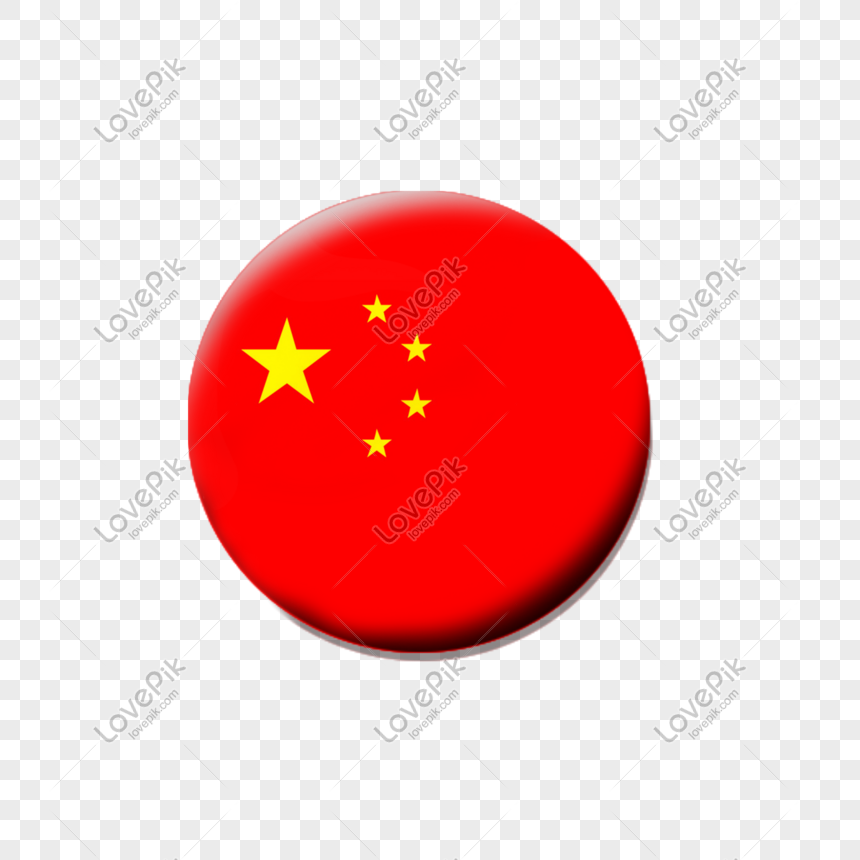 Round China Flag Icon Free Png Transparent Layer Material Png Image Picture Free Download 727517517 Lovepik Com