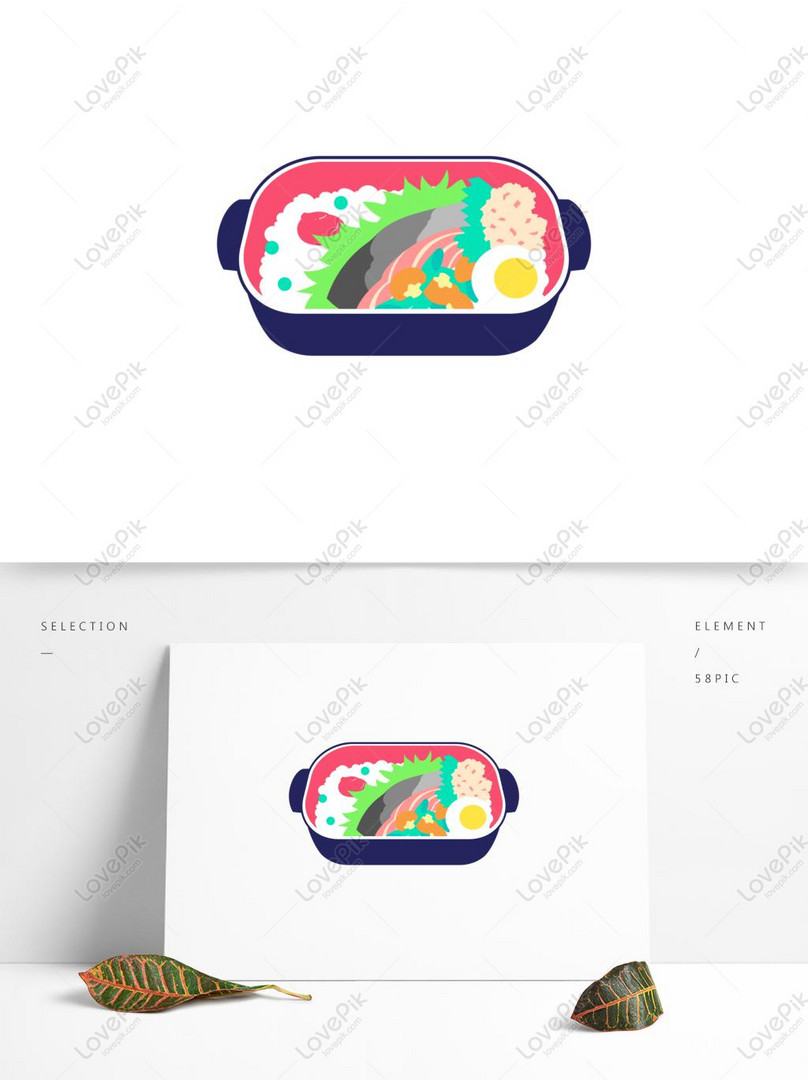 japanese cute lunch pattern squid bento ai images free download 1369 1024 px lovepik id 728924634 lovepik