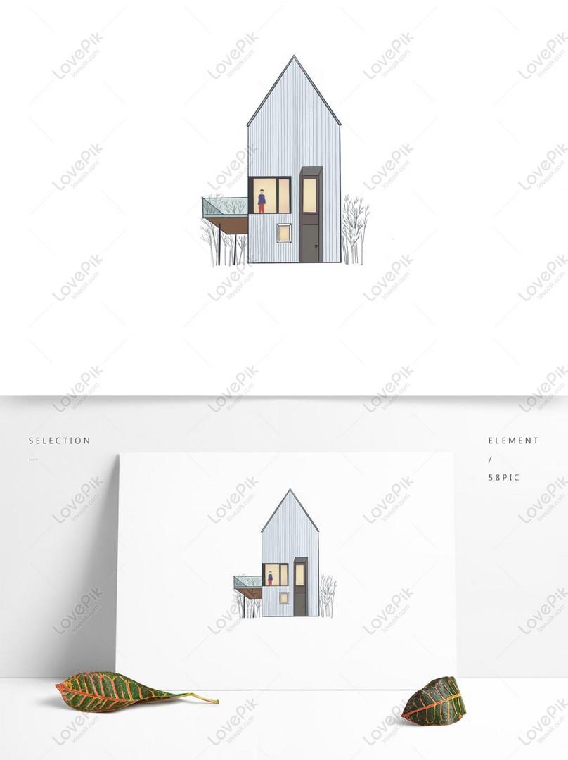 Lukisan Rumah Cawan