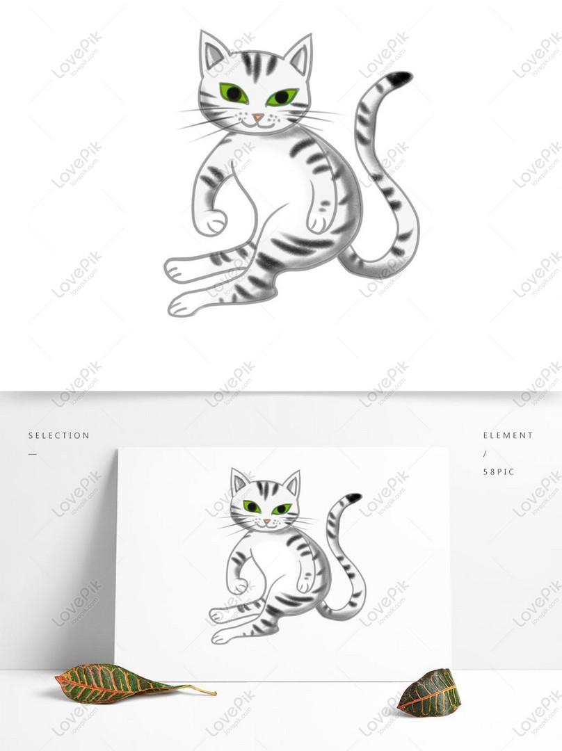 Unduh 93+  Gambar Kucing Untuk Digambar Paling Keren HD