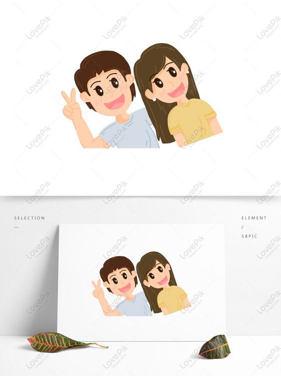 92 Gambar Gambar Lucu Couple Kekinian