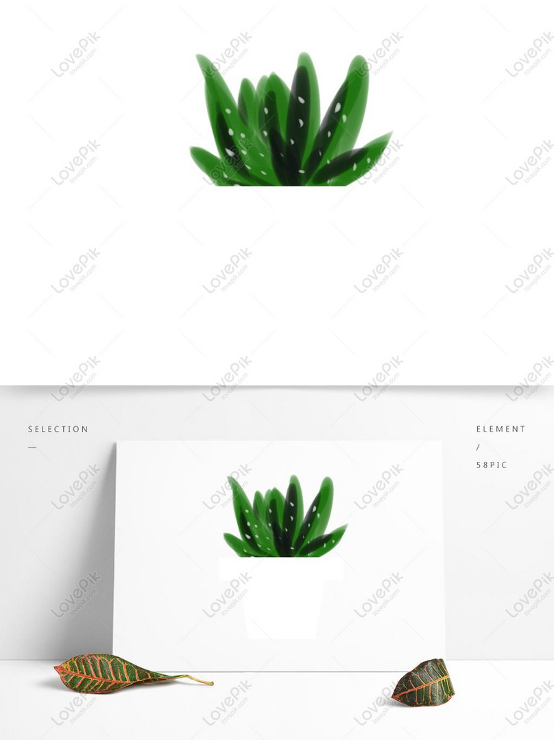Plant Hand Painted Potted Illustration Cute Minimalist Ins Versa Psd Images Free Download 1369 1024 Px Lovepik Id 732344913