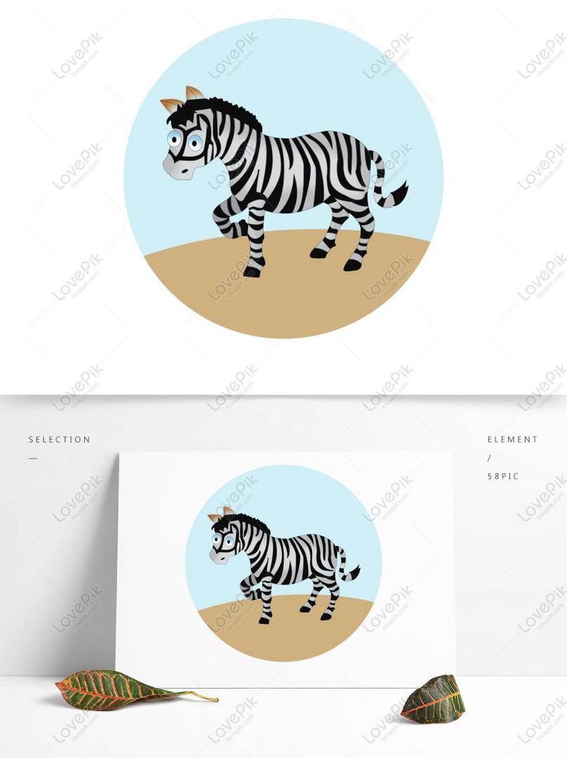 22+ Hewan zebra kartun terupdate