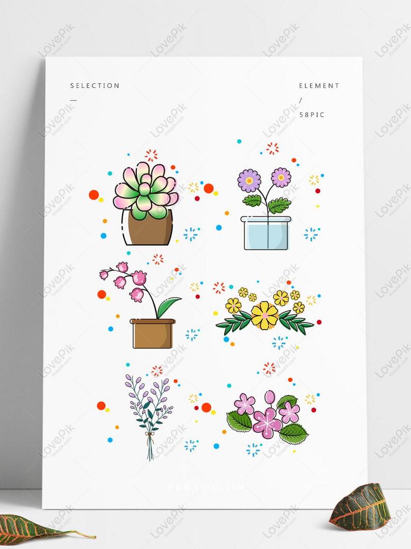 Unduh 45+ Gambar Bunga Bunga Lucu Terbaik