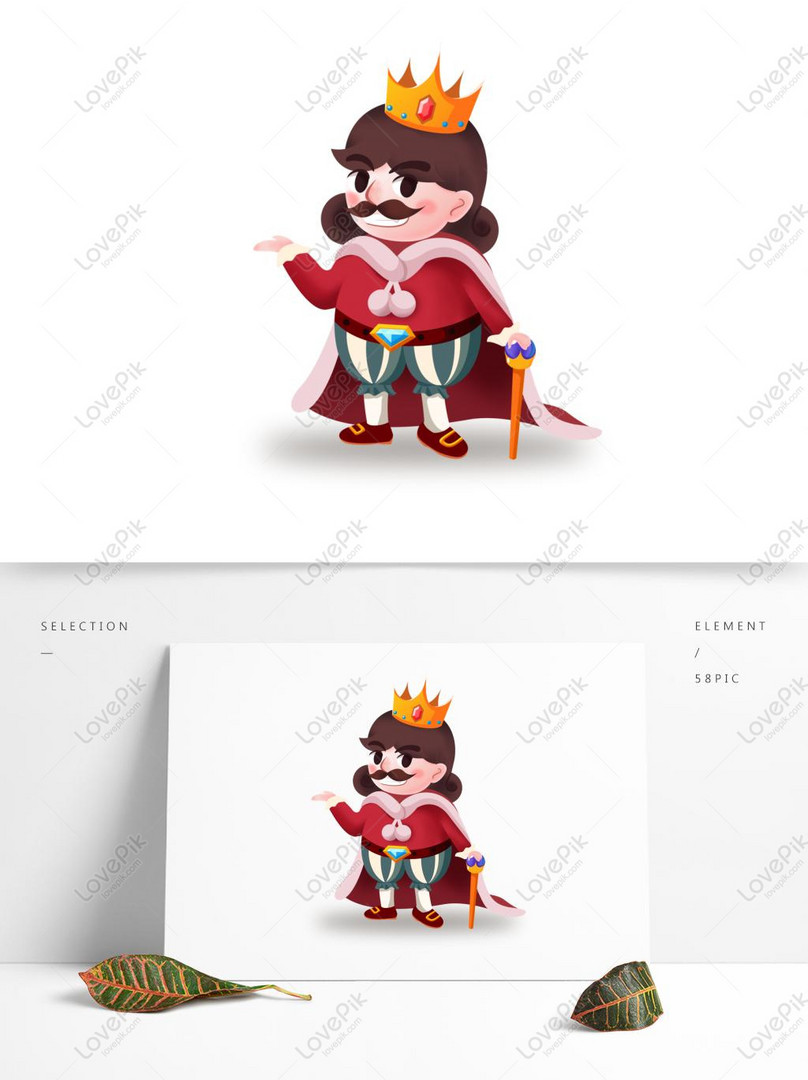 Hand Drawn Cartoon Fairy Tale With Crown King Psd Images Free Download 1369 1024 Px Lovepik Id 732539145 See more ideas about fairy crown, crown, mermaid crown. lovepik