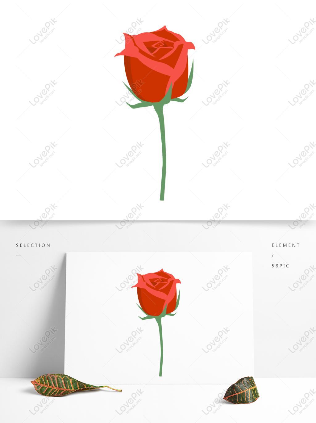 Download 4200 Koleksi Gambar Bunga Mawar Vektor Cdr Gratis Terbaik