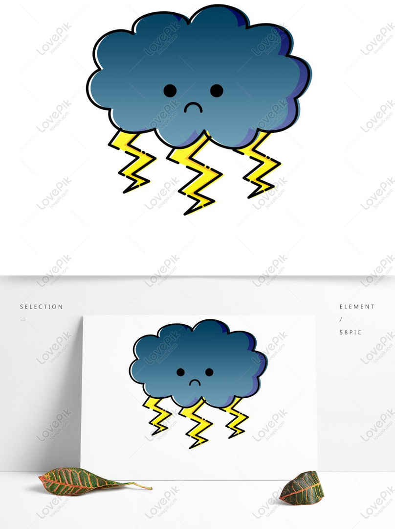 87+ Gambar Awan Hujan Animasi Paling Hist