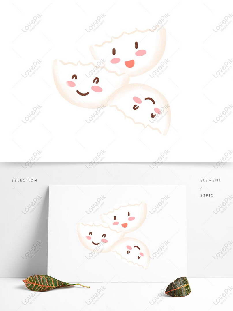 Kartun Lucu Tiga Ladu Emotikon Gambar Unduh Gratis Imej