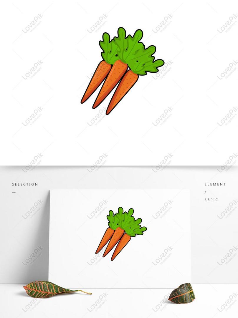 Material De Decoración De Verduras Zanahorias Frutas Y