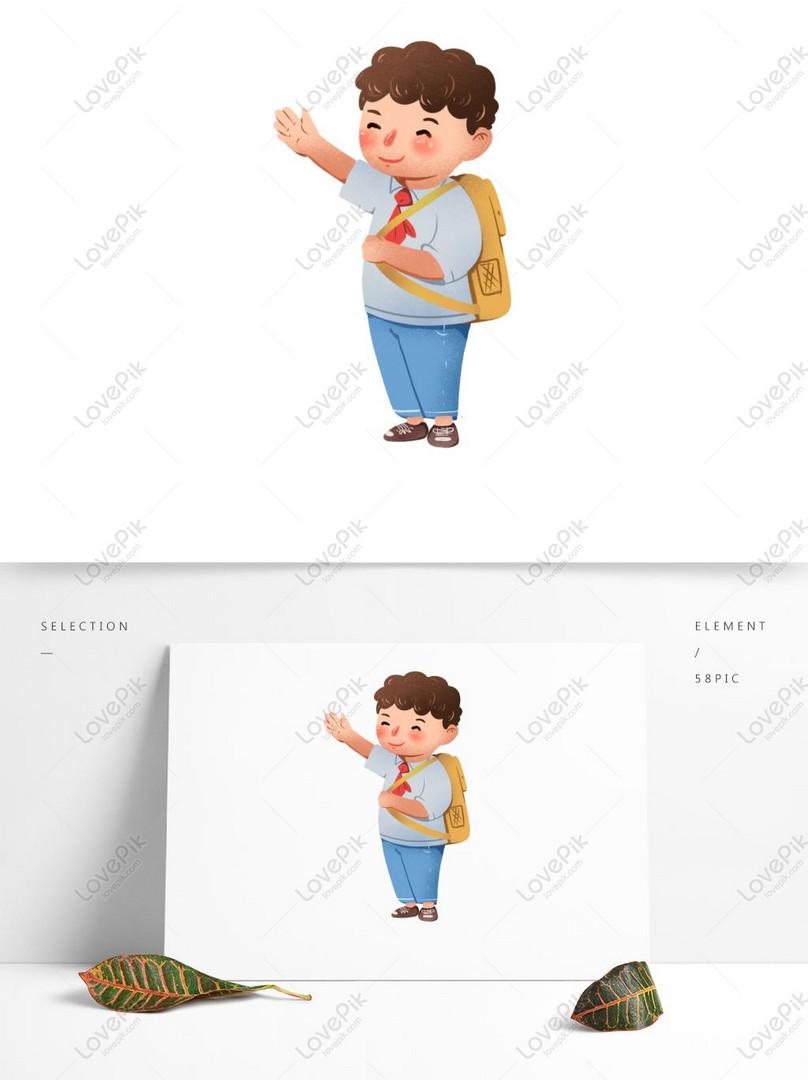 8700 Koleksi Gambar Kartun Lucu Anak Sekolah Terbaru