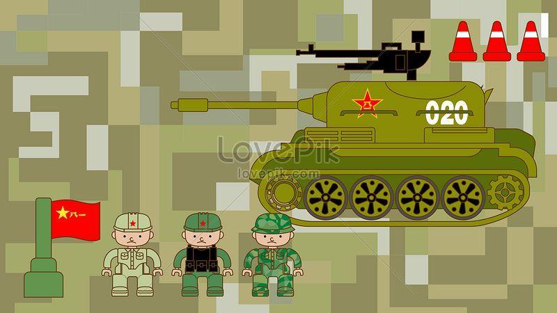 Gambar Kereta Versi Kartun Kartun Q Versi Hari Tentera 1 Ogos Gambar Unduh Gratis Imej 630006120 Format Jpg My Lovepik Com