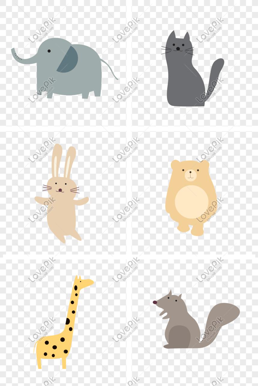 Download 86 Gambar Kartun Lucu Tentang Binatang Paling Lucu