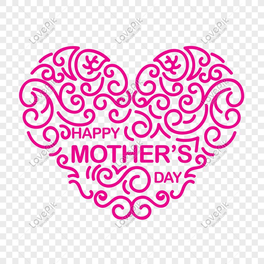 Bahan Untuk Poster Hari Ibu Bahan Vektor Selamat Hari Ibu Kreatif Png Grafik Gambar Unduh Gratis Lovepik