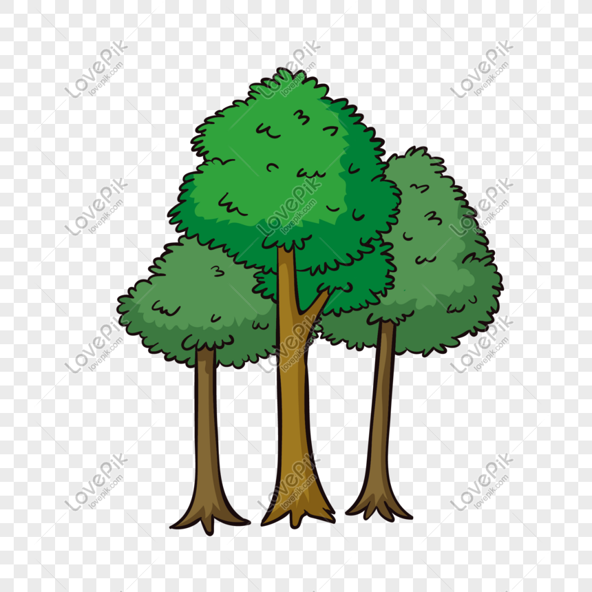 Cartoon Hand Drawn Three Trees Vector Material Png Image Picture Free Download 610180178 Lovepik Com To get more templates about posters,flyers,brochures,card,mockup,logo,video,sound,ppt,word,please visit pikbest.com. cartoon hand drawn three trees vector