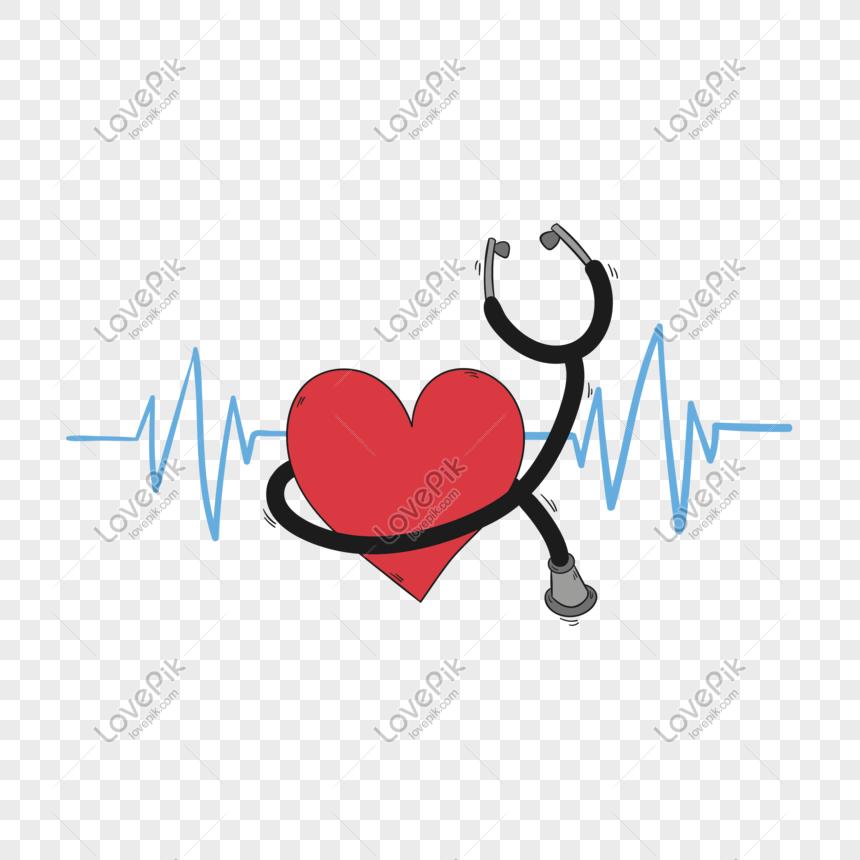Kartun Cinta Bahan Vektor Stetoskop Gambar Unduh Gratis Imej 610242703 Format Psd My Lovepik Com