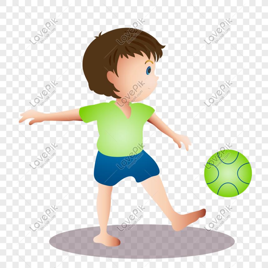 Nino De Dibujos Animados De Futbol Deporte Dibujado A Mano Futbo Imagen Descargar Prf Graficos 610284524 Psd Imagen Formato Es Lovepik Com