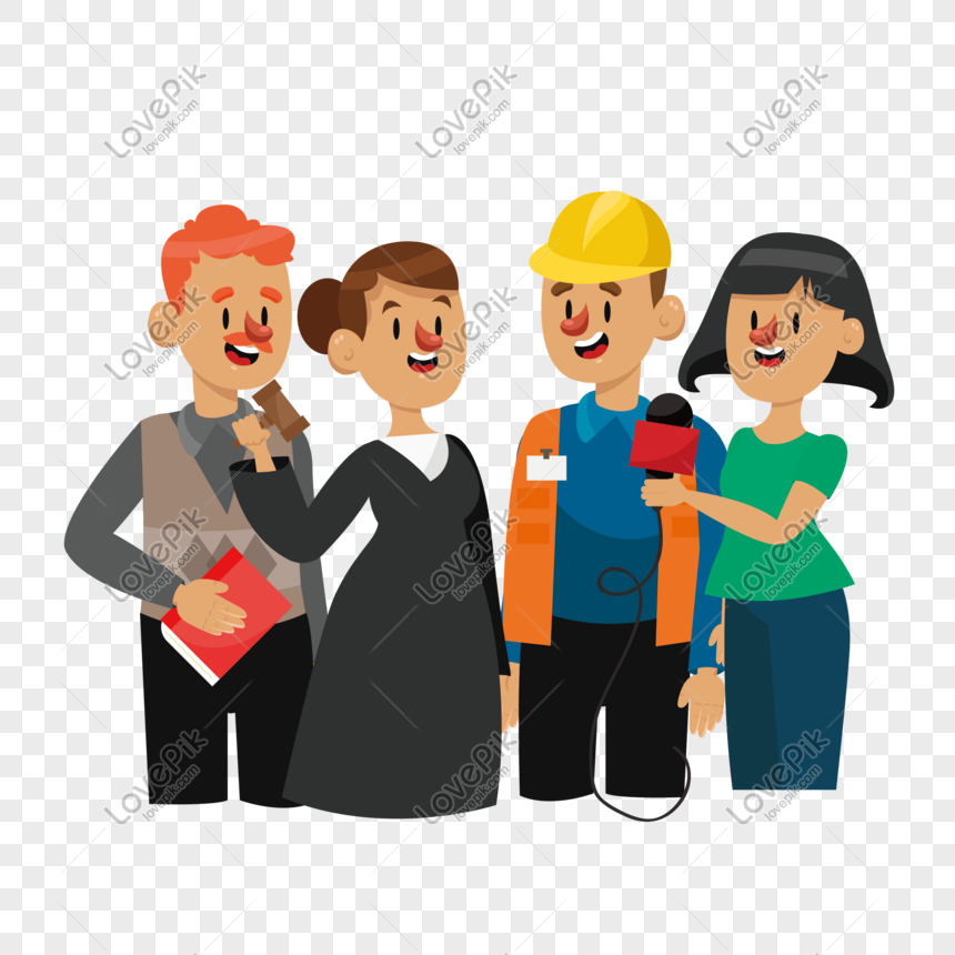 Cartoon Labor Day Career Vector Material Png Image Picture Free Download 610317990 Lovepik Com
