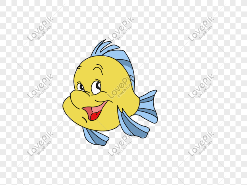 Cartoon Fish Cartoon Cute Hand Drawn Line Fish Png Image Picture Free Download 610497253 Lovepik Com