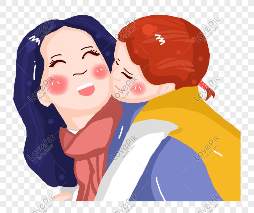 Ibu Dan Anak Perempuan Merakam Rekod Peluk Gambar Unduh Gratis Imej 610504818 Format Psd My Lovepik Com