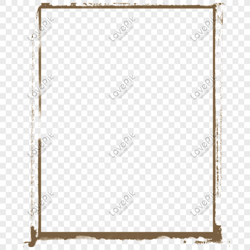 Yellowed And Worn Texture Photo Frame Png Image Picture Free Download 610569314 Lovepik Com