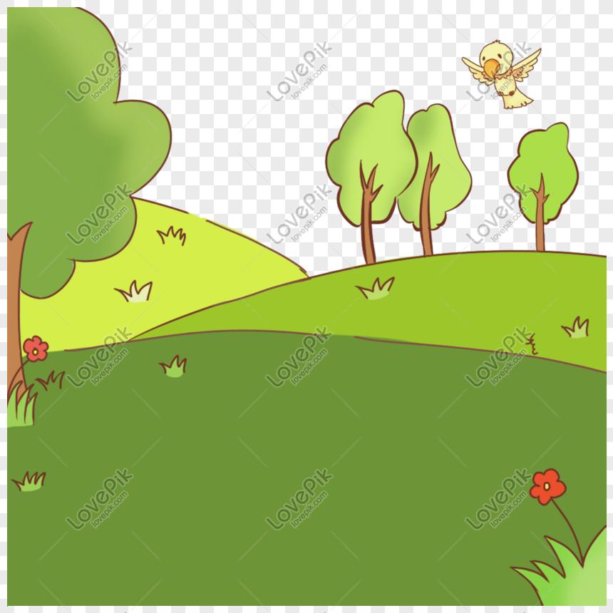 latar belakang kartun rumput hijau digambar tangan png grafik gambar unduh gratis lovepik latar belakang kartun rumput hijau
