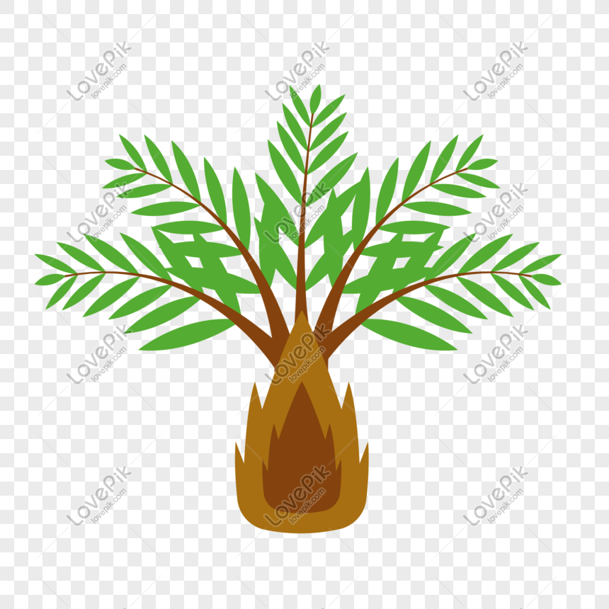 creative plant green plant png