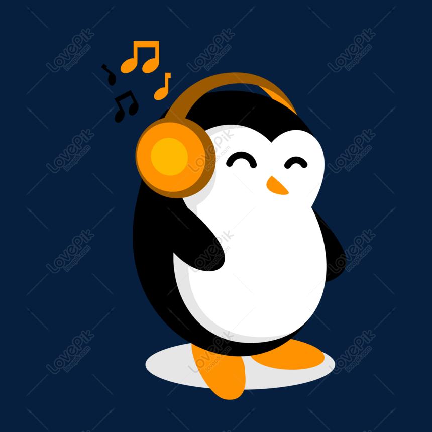企鵝 q 版