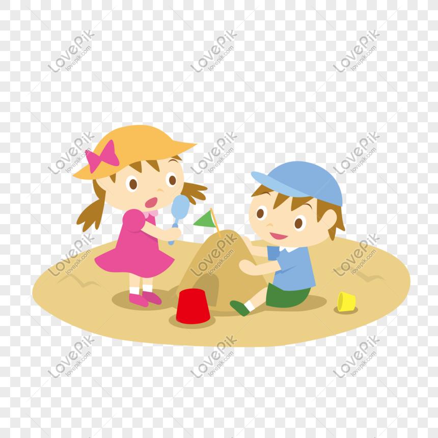 Hari Kanak Kanak Berwarna Warni Tangan Kartun Yang Digambar Berm Gambar Unduh Gratis Imej 610672678 Format Psd My Lovepik Com