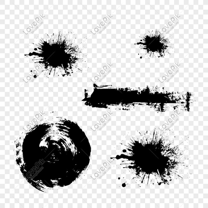 Antique Splash Ink Dot Vector Png Image Picture Free Download 610687933 Lovepik Com