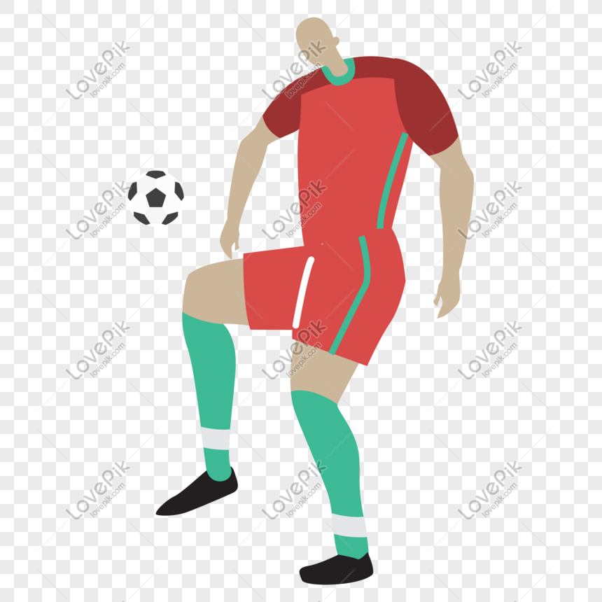 Vector People Who Are Playing Football Png Image Picture Free Download 610722774 Lovepik Com