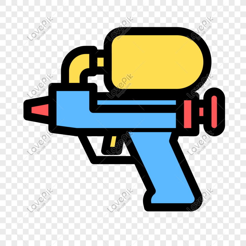 childrens day toy water pistol vector png image picture free download 610726300 lovepik com childrens day toy water pistol vector