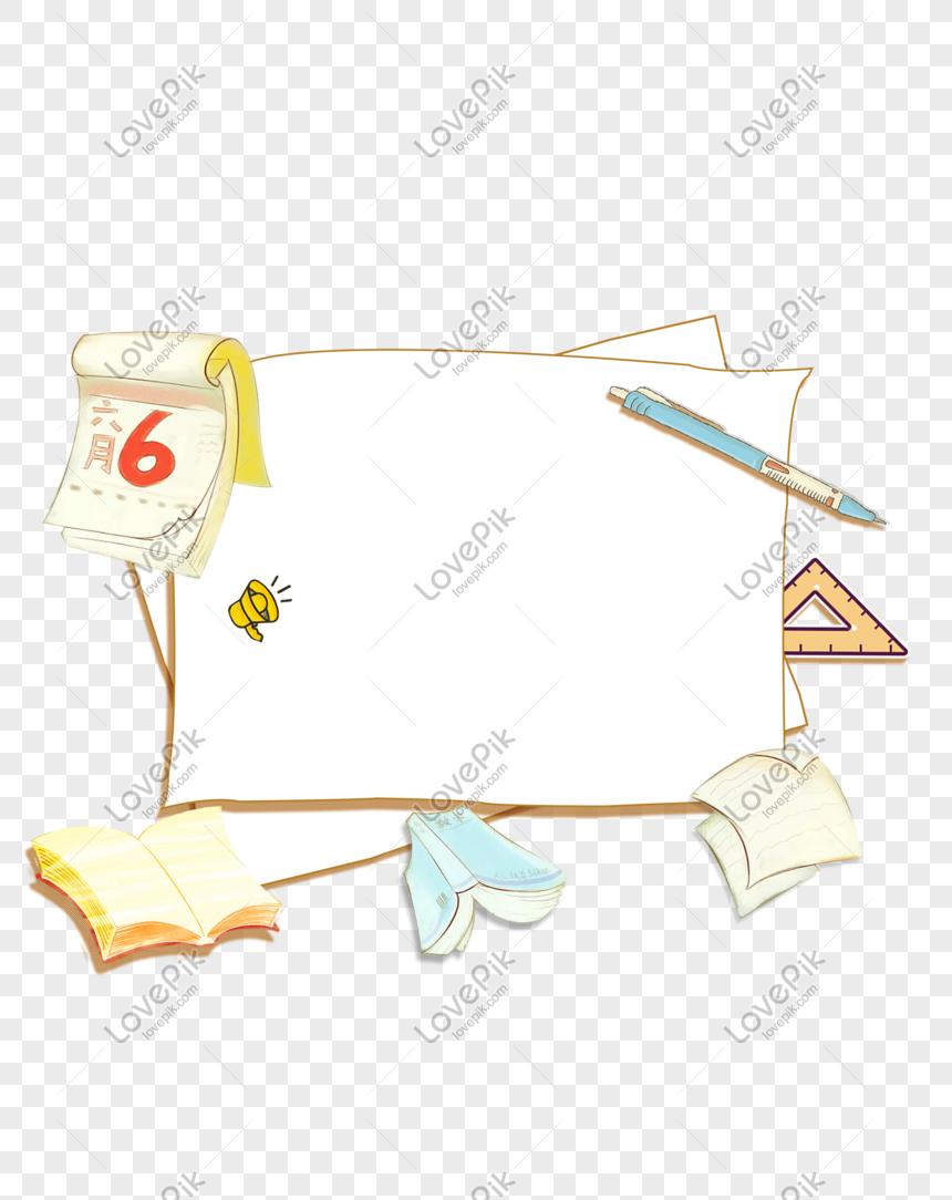 Buku Kartun Hand Painted Percuma Selepas Catatan Hiasan Kalendar Gambar Unduh Gratis Imej 610733675 Format Psd My Lovepik Com