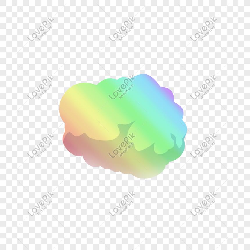 Bảy Màu Mây đẹp Hình ảnh định Dạng Hình ảnh Psd 610794244