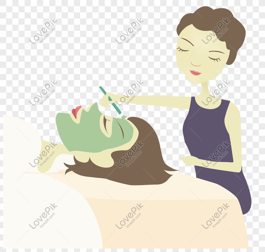 Cartoon Beauty Salon Beautician Advertisement Png Image Picture Free Download 610803482 Lovepik Com