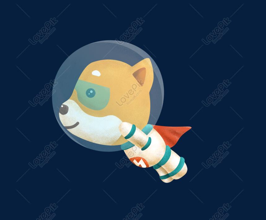 Gambar Animasi Astronot Tidur - Gambar Animasi Keren