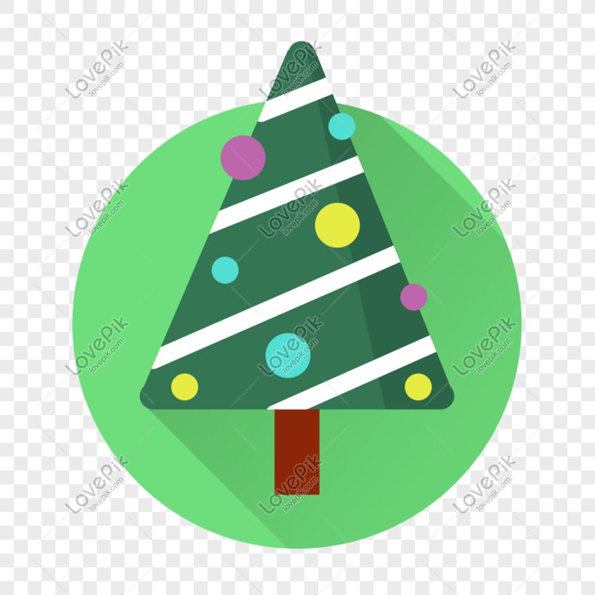 Imagenes Animadas Arboles Navidad.Decoracion De Material De Arbol De Navidad De Dibujos