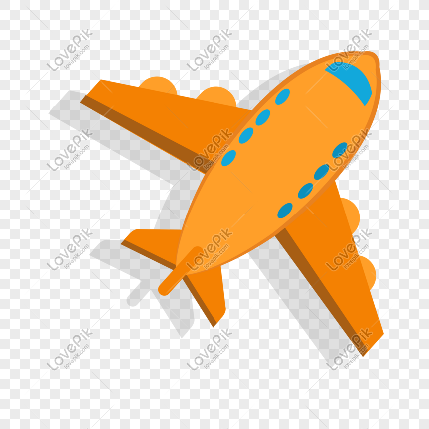 Cute Cartoon Plane Png Png Image Picture Free Download