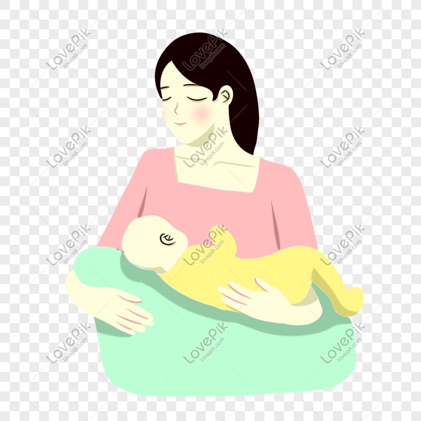 53+ Gambar Animasi Ibu Dan Bayi Terbaik