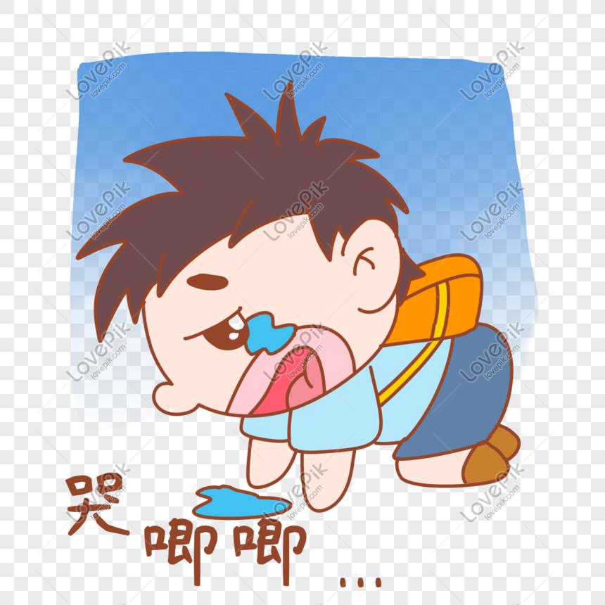 Unduh 94  Gambar Animasi Anak Kecil Menangis HD Gratis