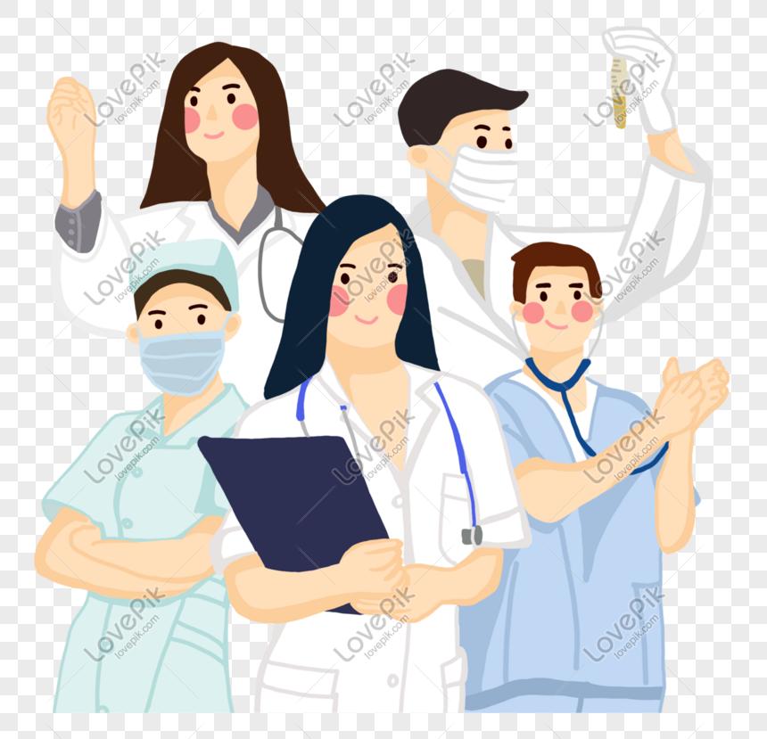 Medical Team - Medical Team - Free Transparent PNG Clipart Images Download