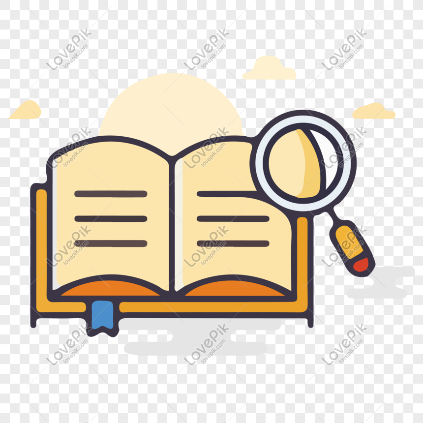 Cartoon Flat Ui Flip Through Dictionary Open Book Knowledge Book Png Image Picture Free Download 611095540 Lovepik Com
