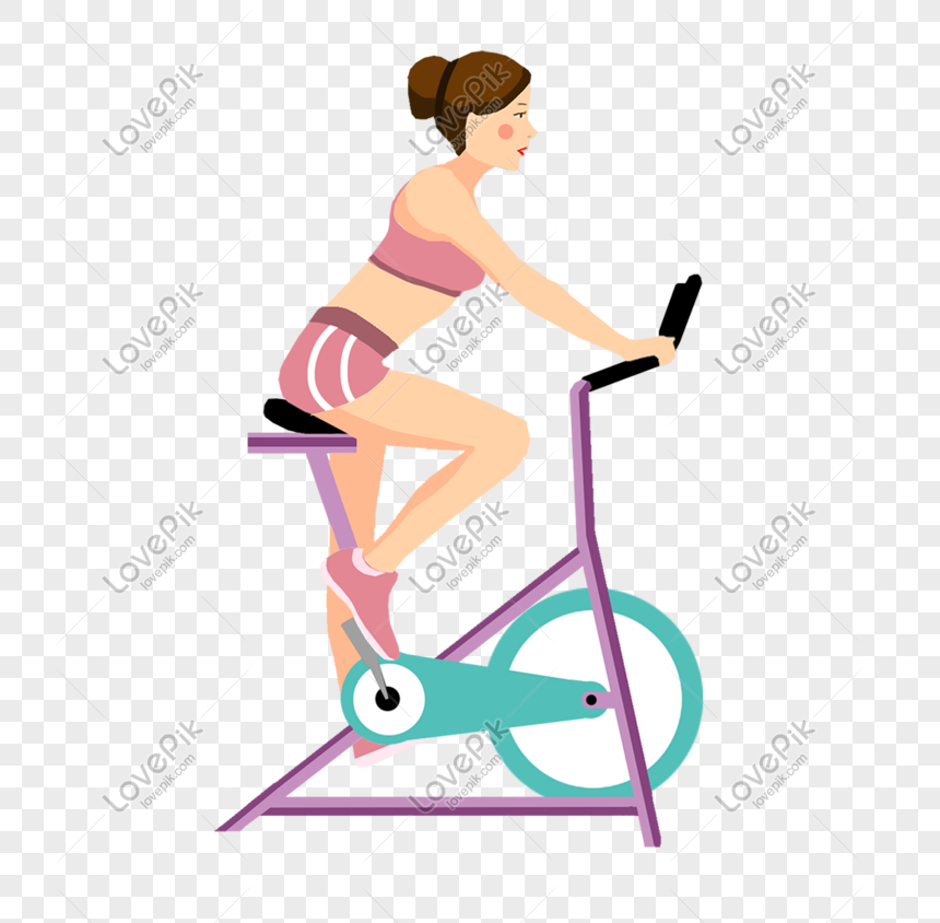 National Fitness Exercise Running Weight Loss Cartoon Png Image Picture Free Download 611114096 Lovepik Com