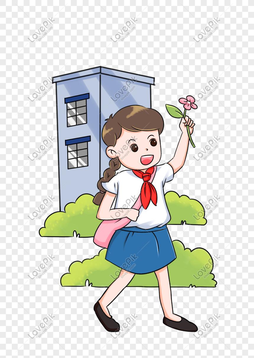 730 Gambar Bangku Sekolah Kartun Gratis Terbaik