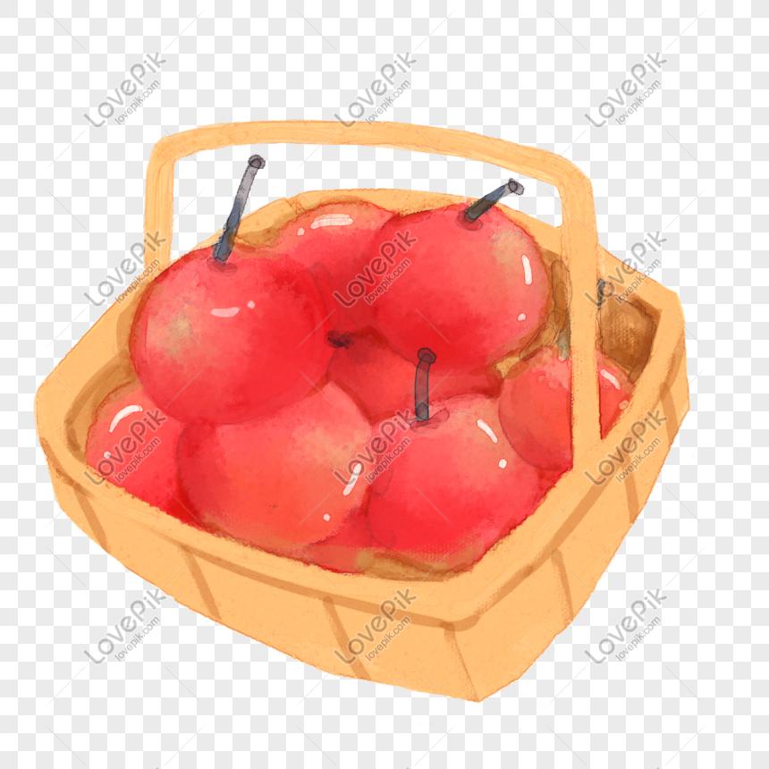 87 Gambar Apel Keranjang Terlihat Keren