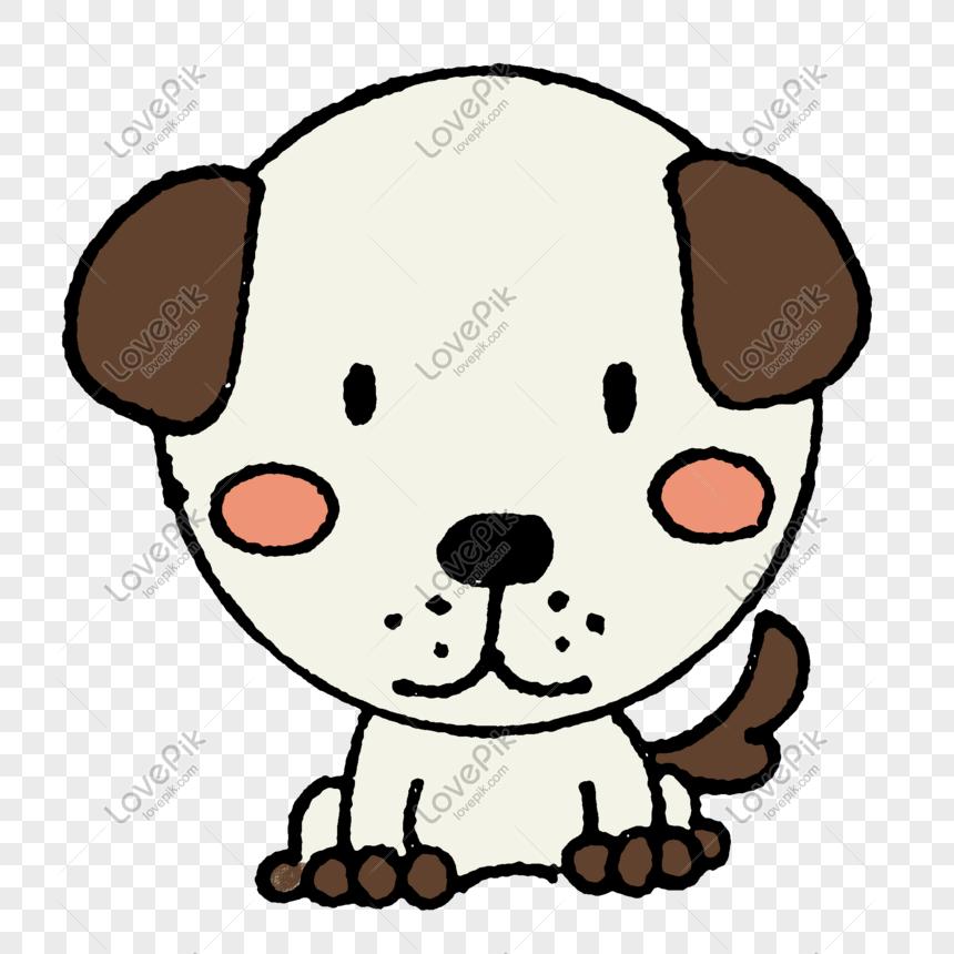 44+ Gambar ilustrasi anjing lucu terbaru