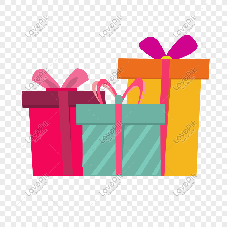 Free Download Cartoon Vector Gift Box Png Image Picture Free Download 611159900 Lovepik Com