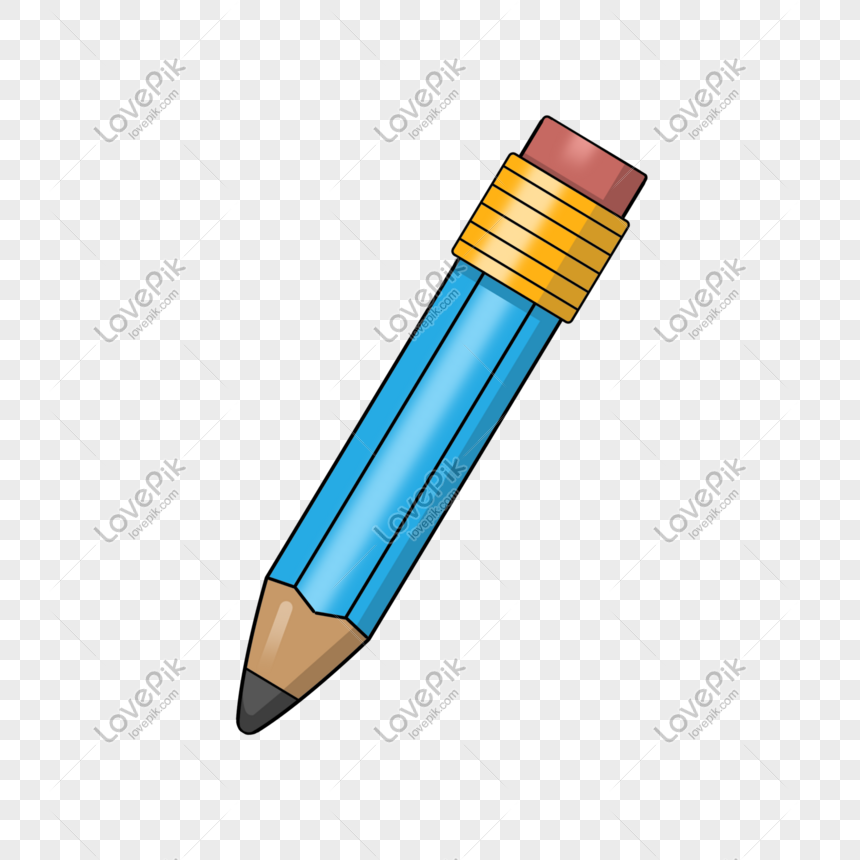 ilustrasi pensel alat tulis bergambar tangan gambar unduh ...