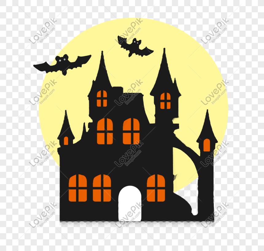 Photo De Matériel Hanté De La Maison Hantée Halloween Numéro