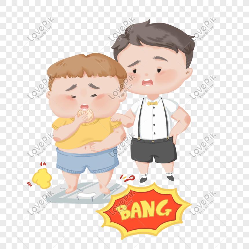 perdida de peso boy
